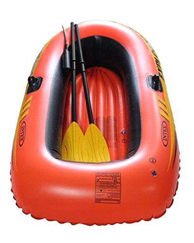 INTEX(インテックス)ボートエクスプローラー200SET185×94×41cm58331オール・ポンプ付属[日本正規品]