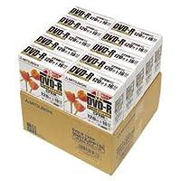 三菱化学メディア・録画用DVD-R・X16・10枚ケース白・業パ・VHR12JPP10C
