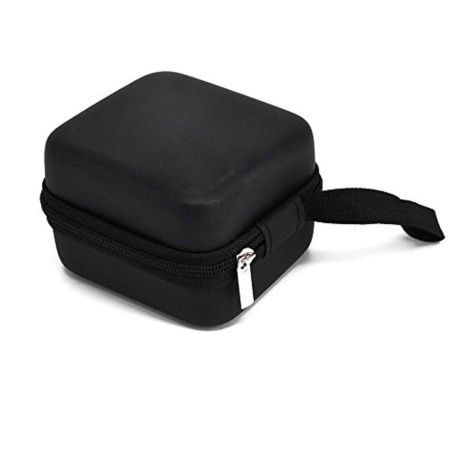 仕える感情の促すFarlong 7グリッド 5ML 精油貯蔵袋 エスニックスタイル オイル収納ボックス 人気の 精油 ケース 5色