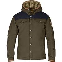 フェールラーベン Fjallraven Greenland No.1 Down Jacket– Men 's EUサイズ: XS カラー:Khaki-Night Sky 81394/255-575