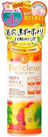 Light Makeup DET Clear Bright & Peeling Jelly 6.1 fl oz (180