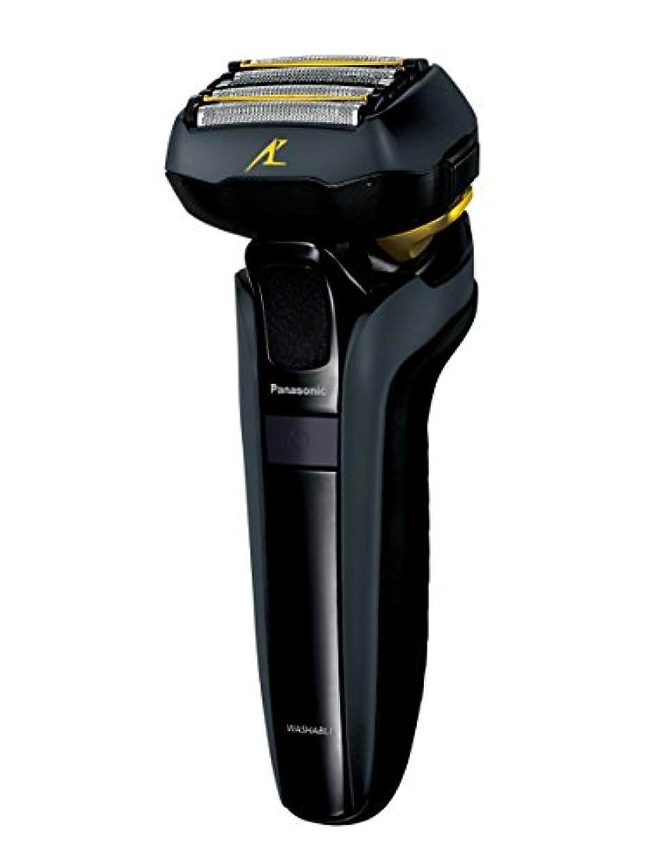 愛国的な性格ウィンクパナソニック ラムダッシュ メンズシェーバー 5枚刃 黒 ES-LV5D-K