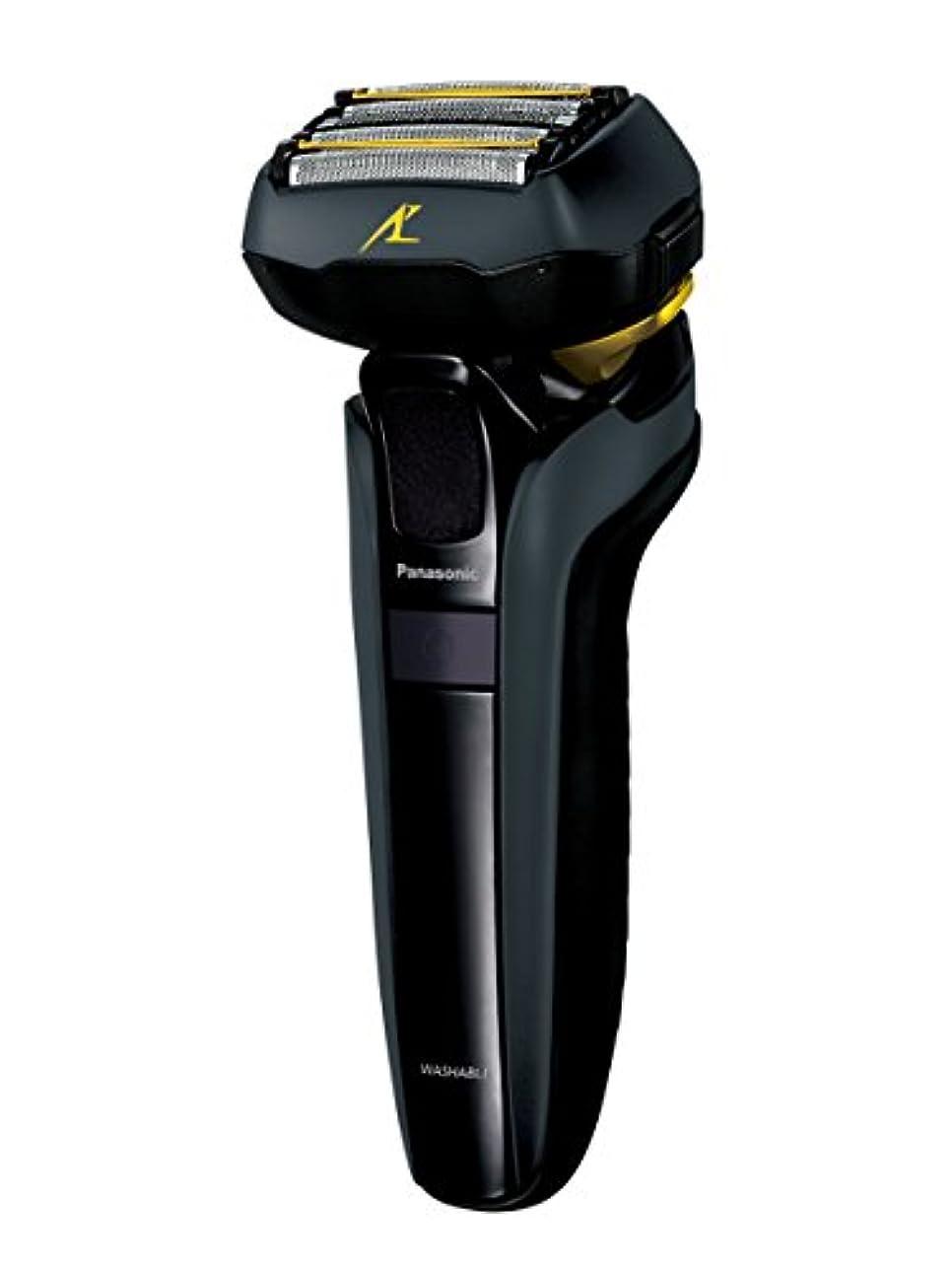 パナソニック ラムダッシュ メンズシェーバー 5枚刃 黒 ES-LV5D-K