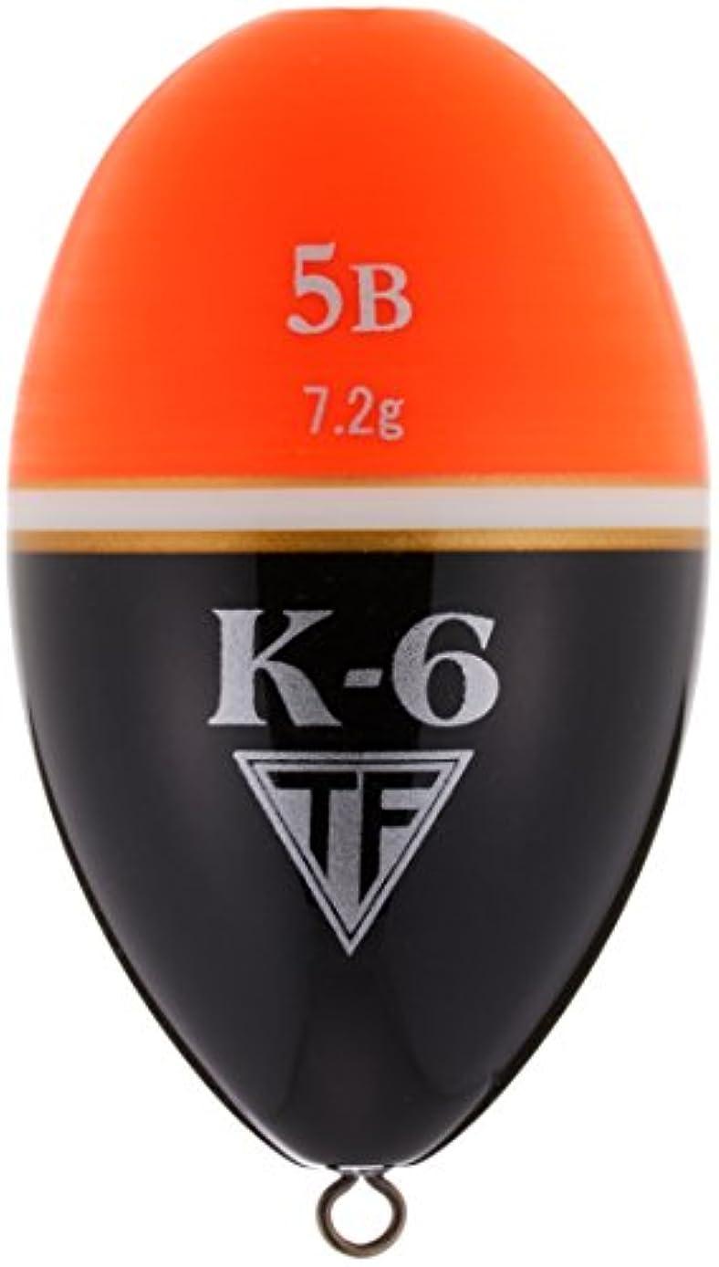 トースト病者平均釣研 K-6 スカーレット 2B