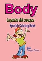 Body Coloring Book