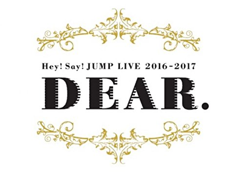 Hey!Say!JUMP LIVE 2016-2017 DEAR. 公式グッズ キャラクター・・・