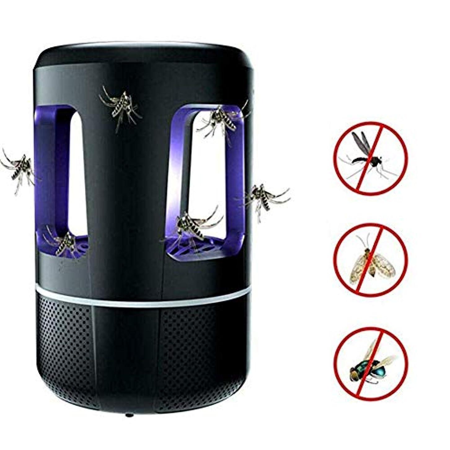 交換可能重量ソーセージ蚊キラーランプ昆虫フライングトラップトラップ害虫USB LED制御UVライトファミリーLEDバグ屋外トラップ無放射