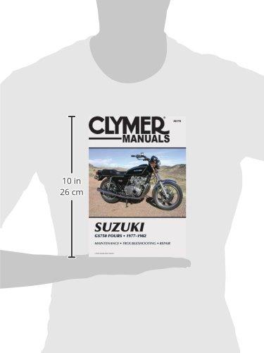 Suzuki GS750 Fours 77-82