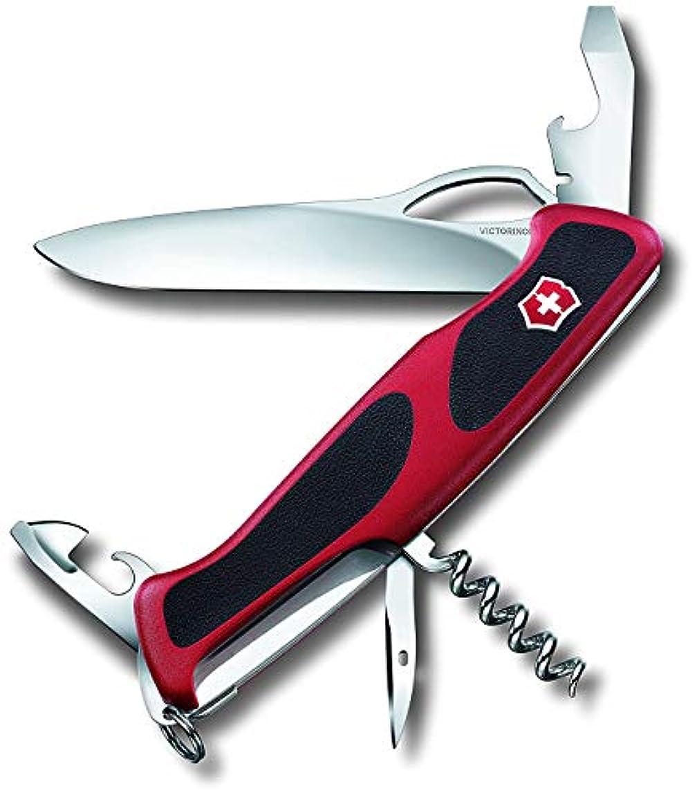 実現可能臨検アンティークVICTORINOX RANGERGRIP 61 RED/BLACK LARGE SWISS ARMY KNIFE