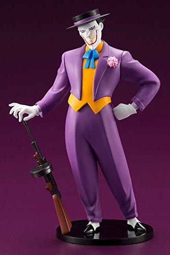 KOTOBUKIYA ARTFX + DC UNIVERSE Joker Animated 1/10 scale Painted PVC figure