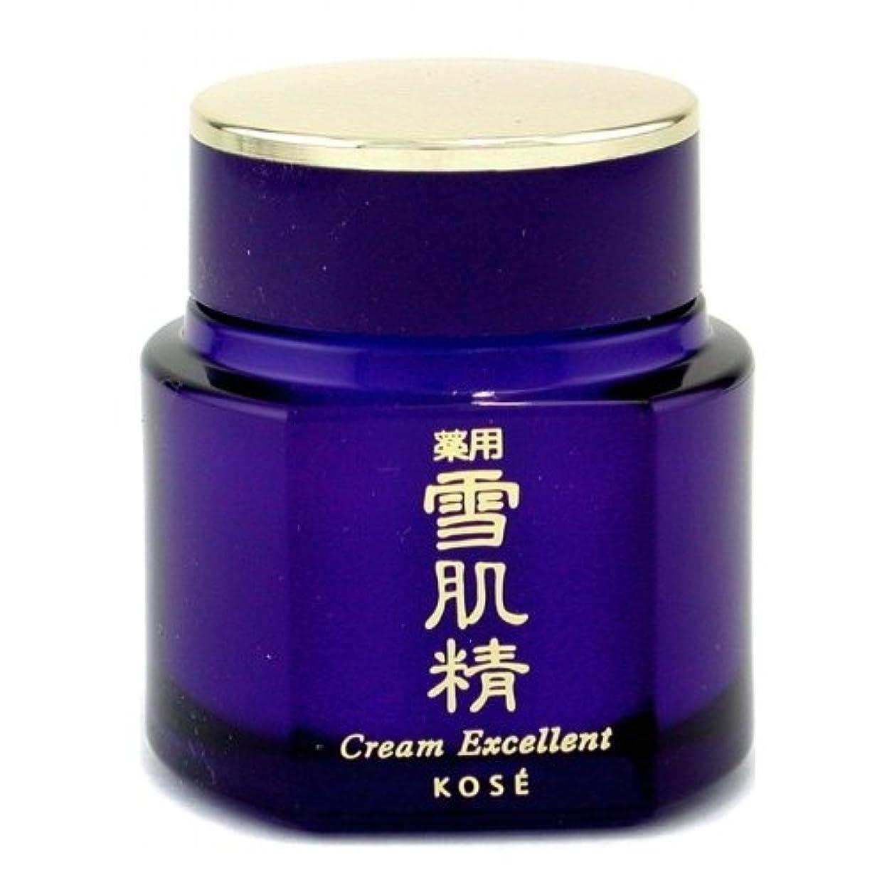 認めるカルシウム治療コーセー 薬用 雪肌精クリーム EX 50g