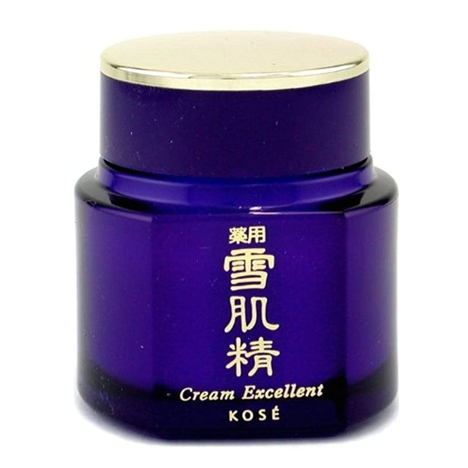 肺炎検査勧告コーセー 薬用 雪肌精クリーム EX 50g