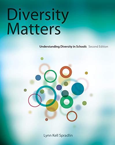Download Diversity Matters: Understanding Diversity in Schools (What's New in Education) 1111341672