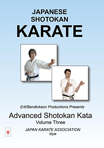 Shotokan Karate: Advanced Shotokan Kata, Volume Three