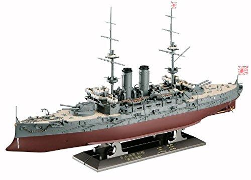 1/350 日本海軍 戦艦 三笠 黄海海戦