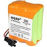HQRP Super Extended 2600mAh Battery Pack for Tivoli Audio iPAL Portable Audio Laboratory AM/FM Radio + HQRP Coaster
