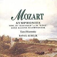 """Symphonies 35 """" Haffner """" & 36"""