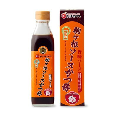 養命酒 駒ケ根ソースかつ丼旨味ソース 350g