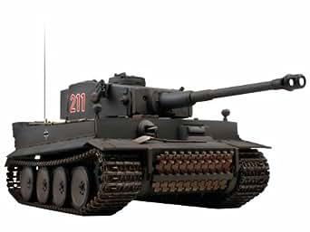 ハイテック ブイエスタンク 27MHz 1/24 タイガーI 初期型 RTBキット A02102871 RC戦車