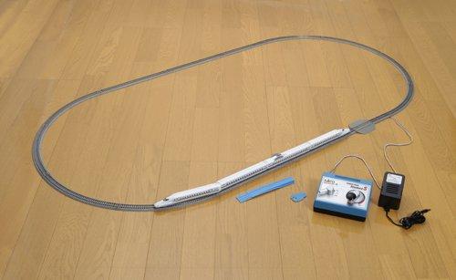 KATO Nゲージ スターターセットスペシャル N700A新幹線 のぞみ 10-019 鉄道模型入門セット