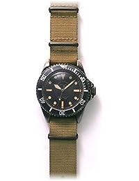 [ヴァーグウォッチカンパニー]VAGUE WATCH Co. 腕時計 BLKSUB(ブラックサブ) ミリタリー BS-L-001 メンズ