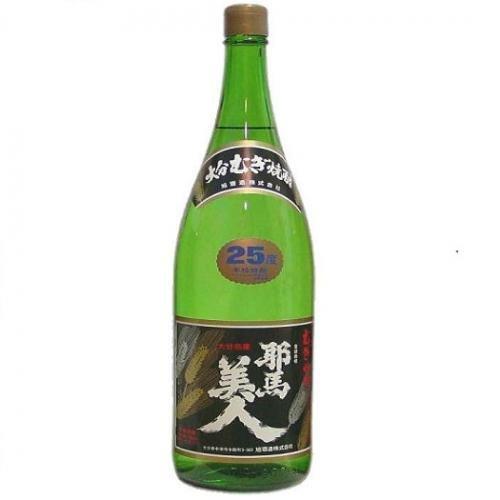 耶馬美人 麦1.8L 25°旭酒造