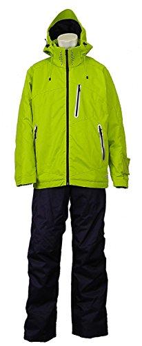 [해외]ONYONE (온요네) Rush Air 남성 스키 복 남성 RUS97012 333699 (LIME | NAVY)/ONYONE (Onyone) Rush Air Men`s ski wear men`s RUS 97012 333699 (LIME | NAVY)