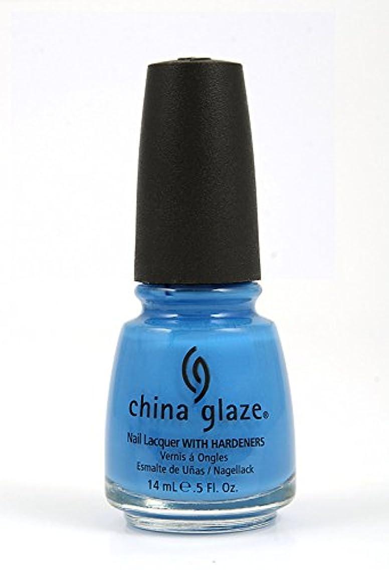 パキスタン人毎月種をまく[China Glaze] 80903 スカイ?ハイ?トップ (Kicks)
