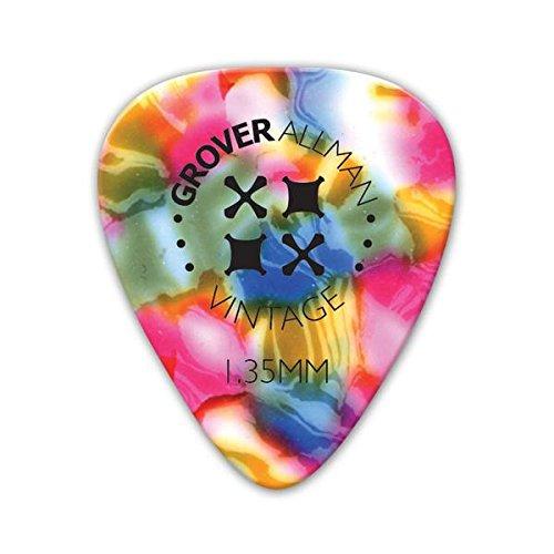 Grover Allman [ 구로바오루만 ] Vintage Celluloid, Rainbow, 0.71mm 10매-