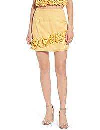 [ラヴァーズフレンズ] レディース スカート Lovers + Friends Ballard Skirt [並行輸入品]