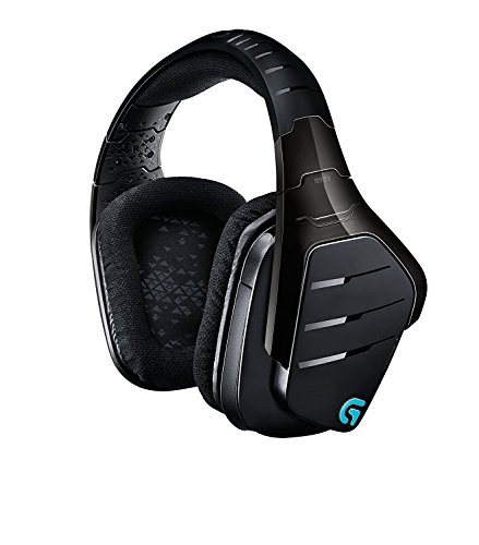 5fe21aea947 The Logitech G933 is equipped with a foldable microphone and equipped with  a wireless wireless function, a headset that meets the expectations of an  avid ...