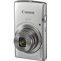 Canon コンパクトデジタルカメラ IXY 200 シルバー 光学8倍ズーム IXY200SL-A