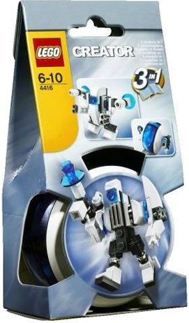 レゴ (LEGO) クリエイター ロボットポッド 4416