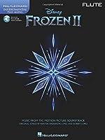 Disney Frozen 2: Flute - Includes Downloadable Audio (Hal Leonard Instrumental Play-along)