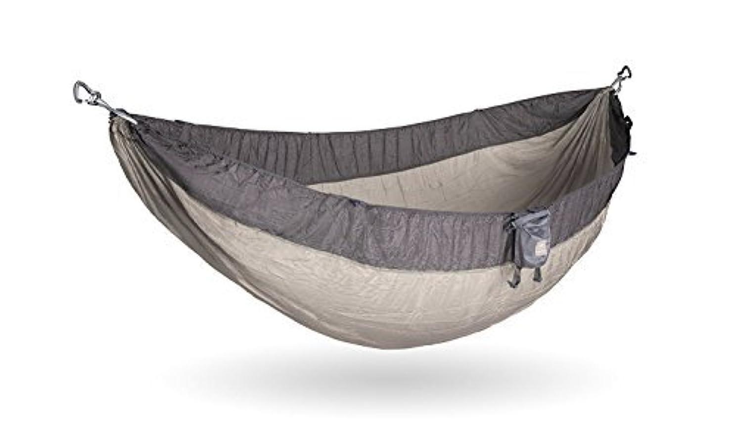 脇に砂利霧KAMMOK Roo Camping Hammock (Sahara Tan) - The World's Best Camping Hammock [並行輸入品]