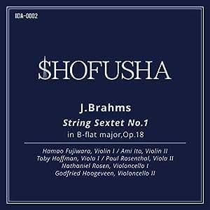 J.Brahms : String Sextet No. 1 in B-flat major, Op. 18