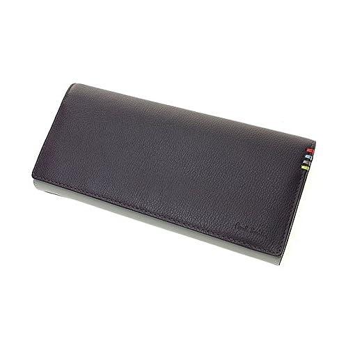 ポールスミス財布 PaulSmith ポールスミス 財布 サイフ さいふ 二つ折り財布 長財布 PSU008 (パープル)
