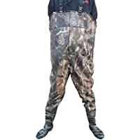 hiyoli釣りBoot釣りハンティングPVC防水boot-foot Chest Wader