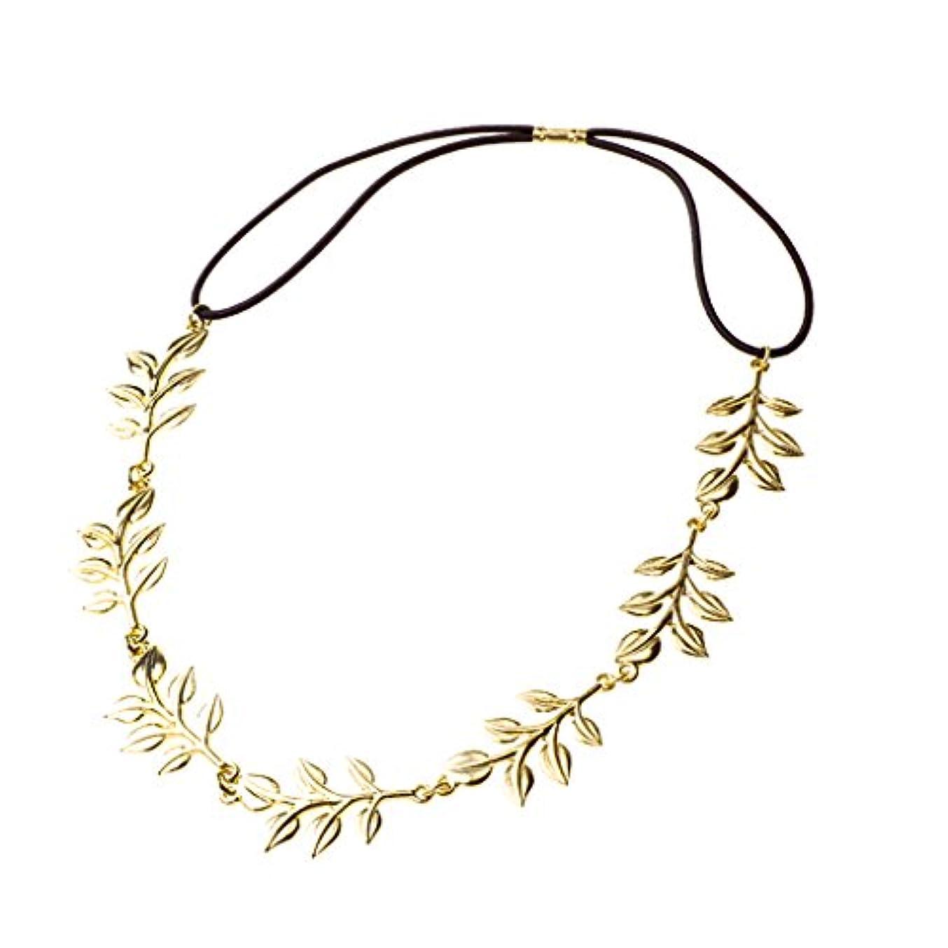 わざわざ障害者推論dailymall ヘッドドレス へアバンド リボンカチューシャ リーブ 葉の形 ヘアアクセサリー 髪飾り 結婚式 花嫁 飾り物