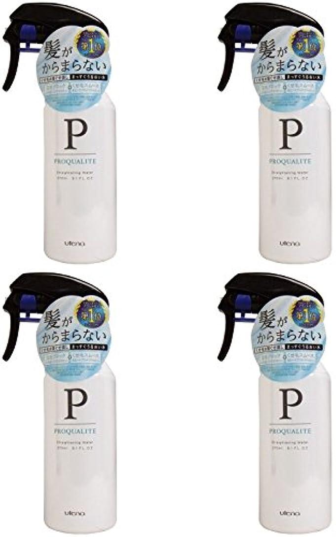 庭園明らか立方体【まとめ買い】プロカリテ まっすぐうるおい水【×4個】