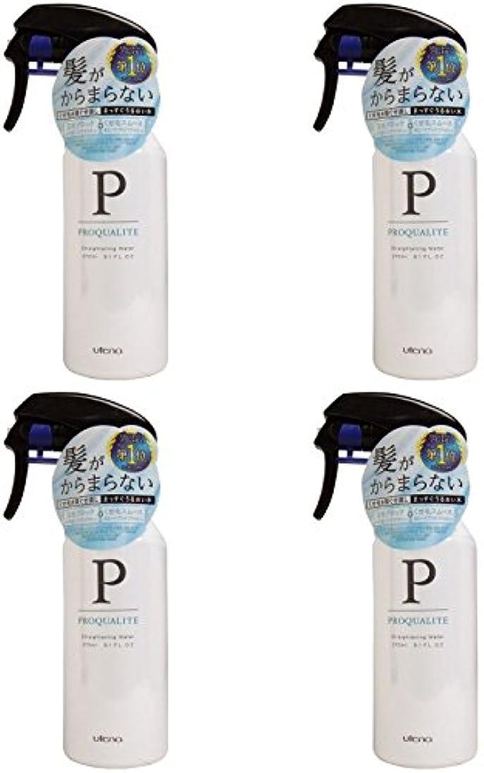 眠るメンテナンス動力学【まとめ買い】プロカリテ まっすぐうるおい水【×4個】