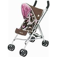 Maclaren(マクラーレン) お人形用 ベビーカー トイストローラー ドールバギー ピンク×ブラウン Junior Quest Brown-Pink 71000 並行輸入品