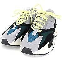 (アディダス) adidas ×カニエウエスト 【YEEZY BOOST 700 YEEZY WAVE RUNNER】【B75571】ローカットスニーカースニーカー(26.5cm/グレー×ブルー) 中古