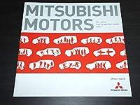 三菱 第43回 東京モーターショー 2013年版 car グッズ