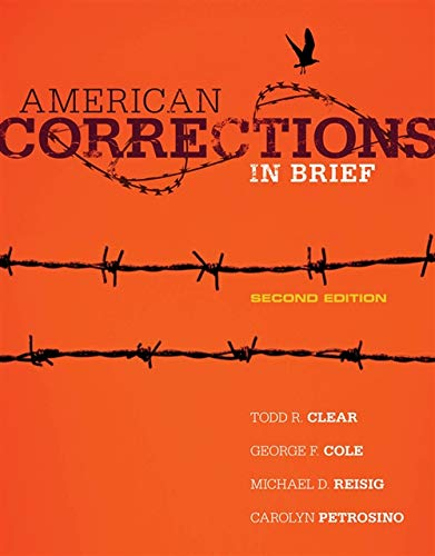 Download American Corrections in Brief 1285458427