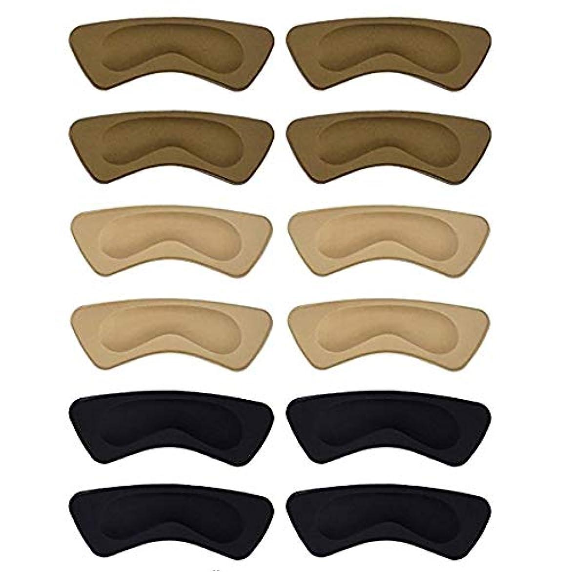 フルートおとうさんヨーロッパヒールパッド ヒール かかと 靴擦れ サイズ調整 靴ずれ かかと 脱げ 防止 くつずれ防止パッド