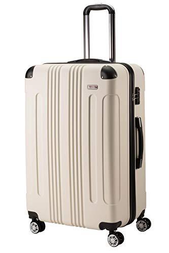 (ムーク)M∞K 超軽量スーツケース TSAロック付き 機内...
