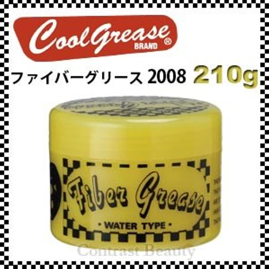 追放謎サービス【X5個セット】 阪本高生堂 ファイバーグリース 2008 210g