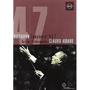 Symphonies 4 & 7 [DVD]
