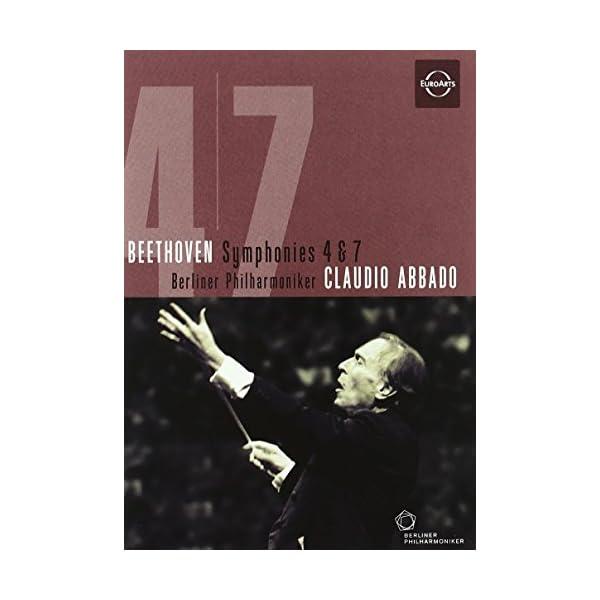 Symphonies 4 & 7 [DVD]の商品画像